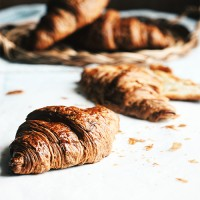 Butter Croissants - 4pcs