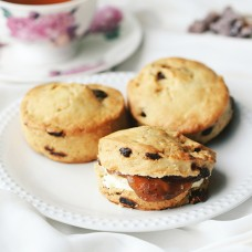 Raisin Scones - 6pcs