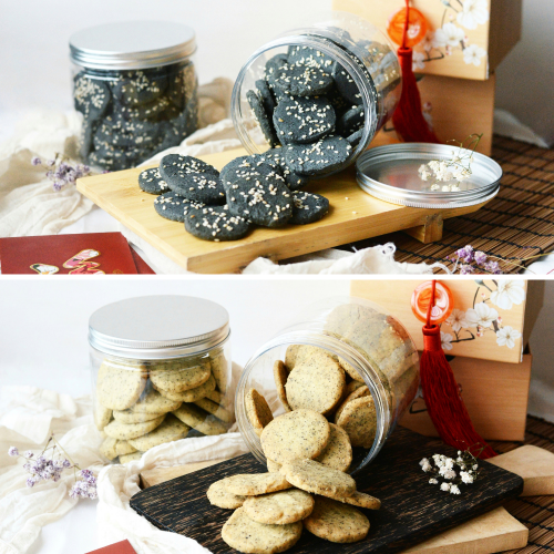 CNY Cookie Jar Set