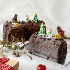 Royal Chocolate Log Cake -1kg