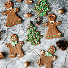 Speculoos Gingerbread Tree