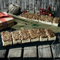 Pecan Cheesecake - 4pcs