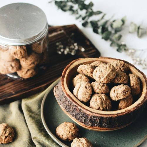 Teh Tarik Cookies
