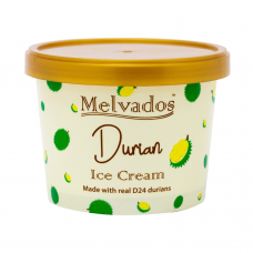 D24 Durian Ice Cream - 120ml