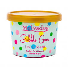 Bubble Gum Ice Cream - 120ml