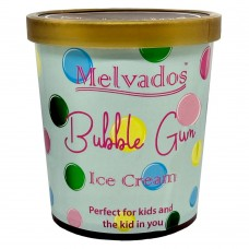 Bubble Gum Ice Cream