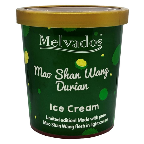 Mao Shan Wang Durian Ice Cream
