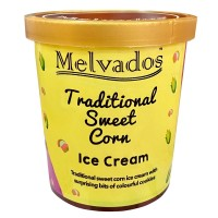 Limited Edition! Traditional Sweet Corn Ice Cream