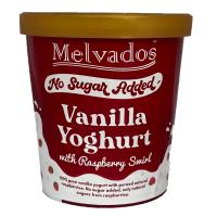 New! No Sugar Added Vanilla Yoghurt