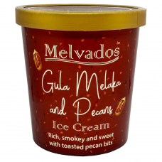 Gula Melaka with Pecan Ice Cream