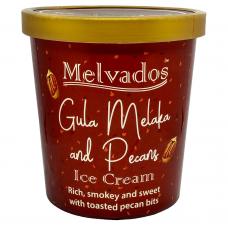 Gula Melaka with Pecan Ice Cream
