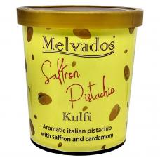Saffron Pistachio Kulfi