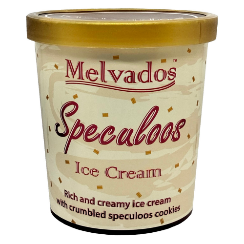 Speculoos Ice Cream