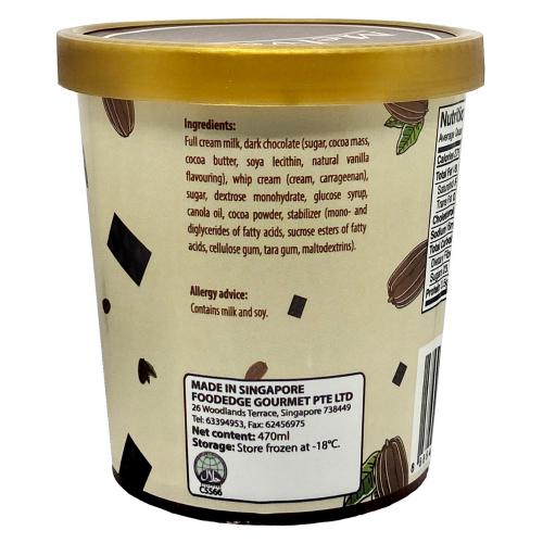 Triple Chocolate Ice Cream