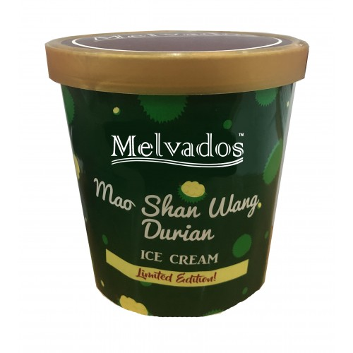 Mao Shan Wang Durian Ice Cream