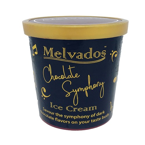 [Reduced Sugar] Chocolate Symphony Ice Cream