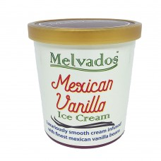 [Reduced Sugar] Mexican Vanilla Ice Cream