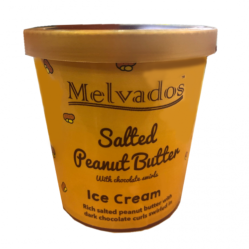 Limited Edition! Salted Peanut Butter with Chocolate