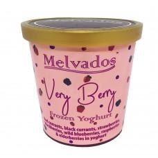 Very Berry Frozen Yoghurt