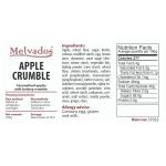 Apple Crumble - 4pcs