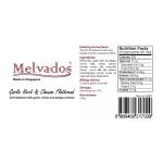 Garlic Herb Cheese Flatbread