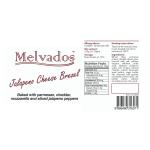 Jalapeño Cheese Brezel - 3pcs