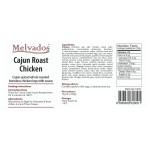 Cajun Roast Chicken - 4pcs