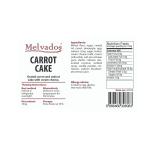 Carrot Cake - 4pcs