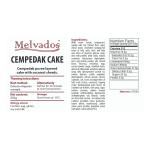 Cempedak Cake Tray - 4pcs