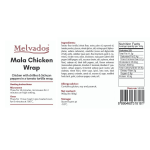 Mala Chicken Wrap - 6pcs