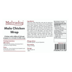 Mala Chicken Wrap - 2pcs