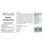 Butter Chicken Pie - 2pcs