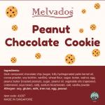 Peanut Chocolate Chip Cookie