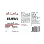Tiramisu - 4pcs