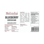 Blueberry Cheesecake - 4pcs