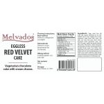 Eggless Red Velvet
