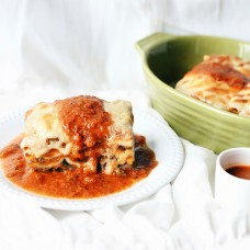 Vegetable Lasagne - 2 Portions