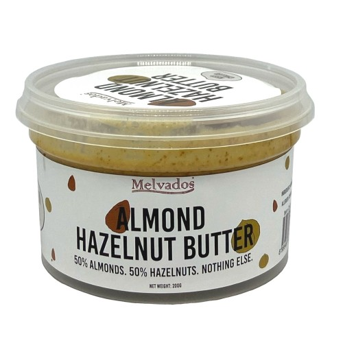 Almond Hazelnut Butter