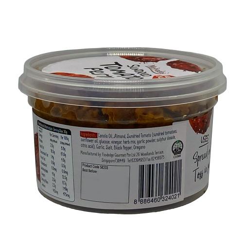 Sundried Tomato Pesto - 250g