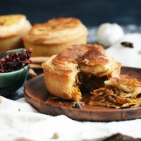 Beef Rendang Pie - 2pcs