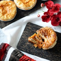 National Day Special! Chili Crab Pie