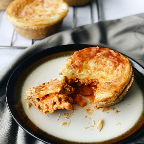 Butter Chicken Pie - 2pcs