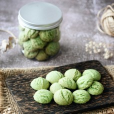 Limited Edition! Pandan Coconut Cookies