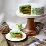 Ondeh Ondeh Round Cake