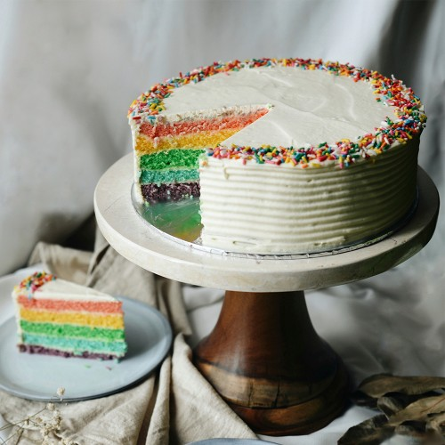 [Limited Time] Rainbow Cake