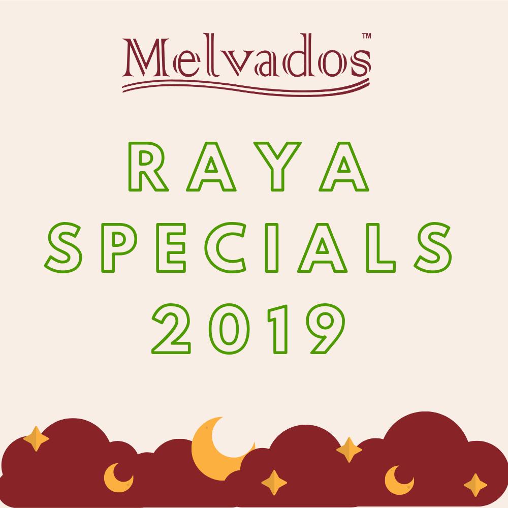 Raya Specials