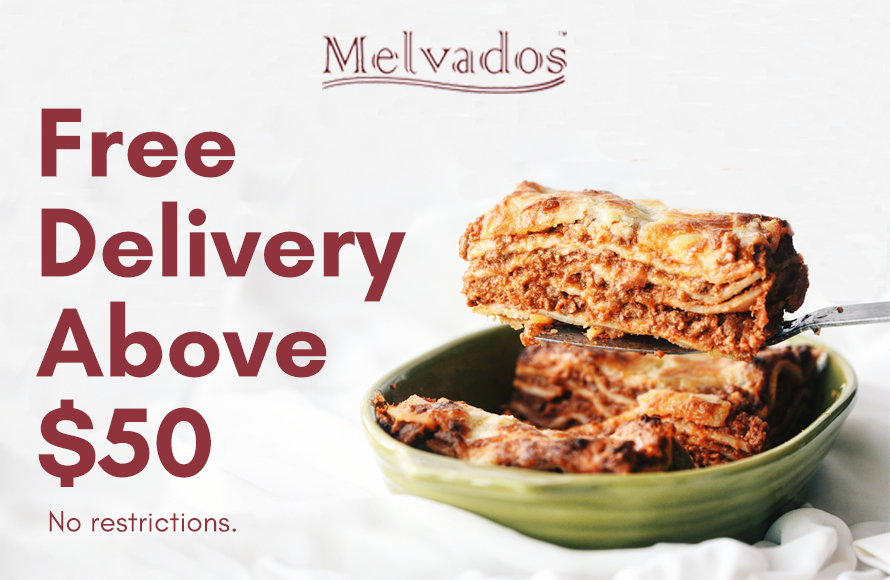 Free Delivery April