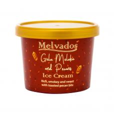 Gula Melaka Pecan Ice Cream - 120ml