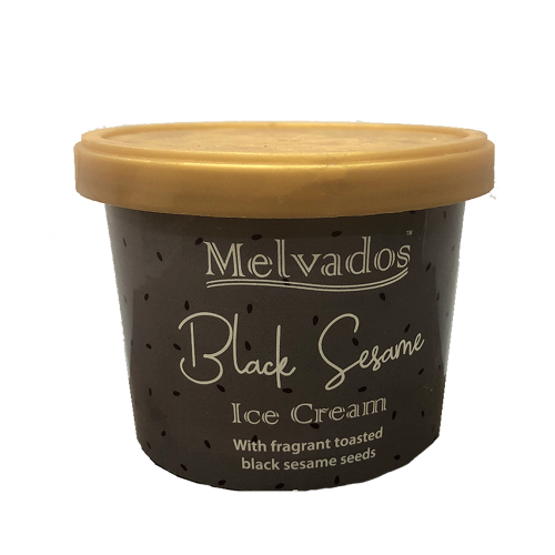 Black Sesame Ice Cream - 120ml