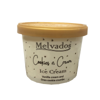 Cookies & Cream Ice Cream - 120ml